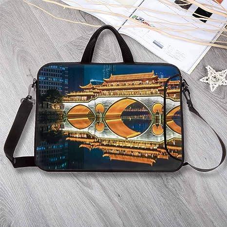 Amazon com: Landscape Portable Neoprene Laptop Bag,Major