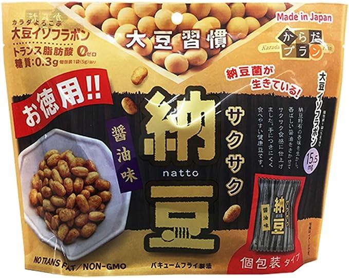 MD 大豆習慣 サクサク納豆 徳用 18袋
