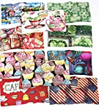 Tea Bag Wallet Includes 4 Tea Bags,Quilted,Handcrafted, Four Pocket,Nothing Falls Out,Securely Holds,Irish,Cafe,Cupcakes