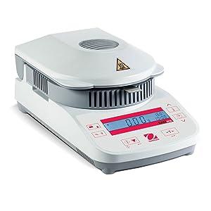 Ohaus - 80252470 MB Moisture Analyzer, 110g Capacity, 0.01g Readability
