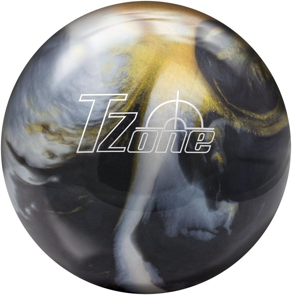 Brunswick t-zone pre-drilled Bowling ball-ゴールドEnvy  6lbs