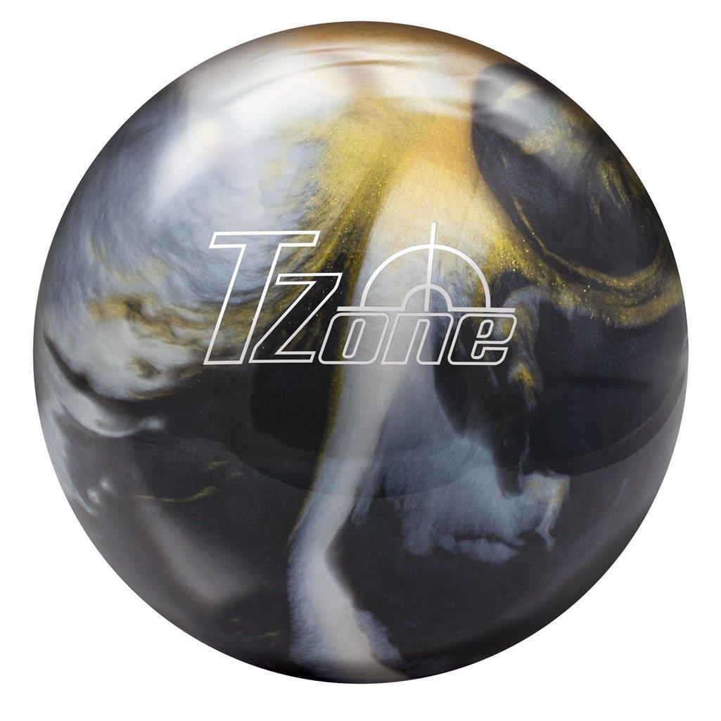 Brunswick T-Zone Glow Bowling Ball, Gold Envy, 12 lb