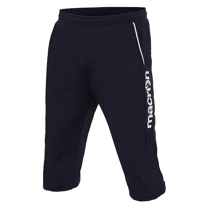 b44d27af914a Pinocchietto Tre Quarti Pantaloni Tuta a 3/4 da Allenamento Uomo Macron Amur:  Amazon.it: Abbigliamento
