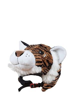 Hoxyheads Tiger Ski Helmet Cover by Hoxyheads