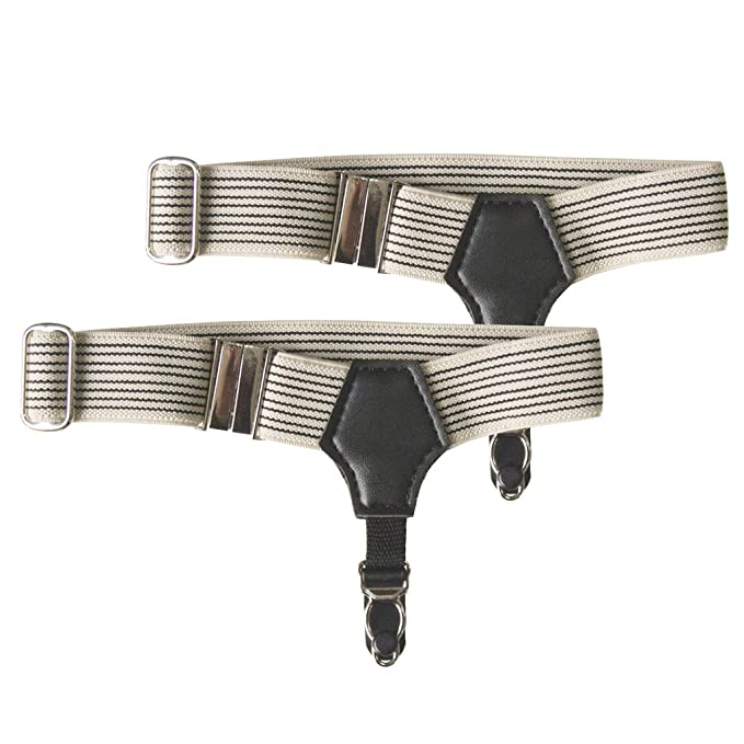 1920s-1950s New Vintage Men's Socks  Sock Garters Mens Womens Sock Suspender Accessories $9.99 AT vintagedancer.com