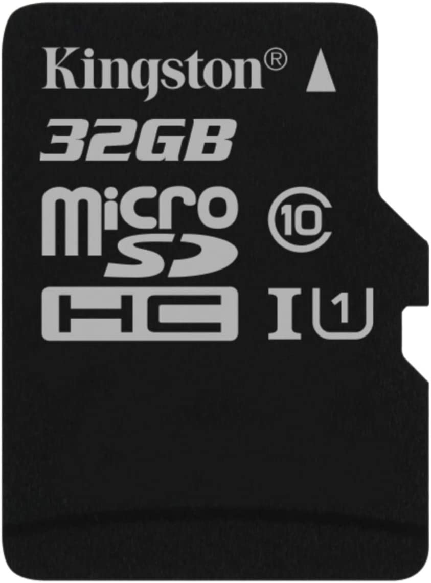 Kingston SDCS//256GBCR microSDXC Class 10 Flash Memory Card SDCS