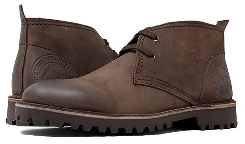 PORTMANNChukka Boots - Botines Desert Hombre: Amazon.es: Zapatos y complementos