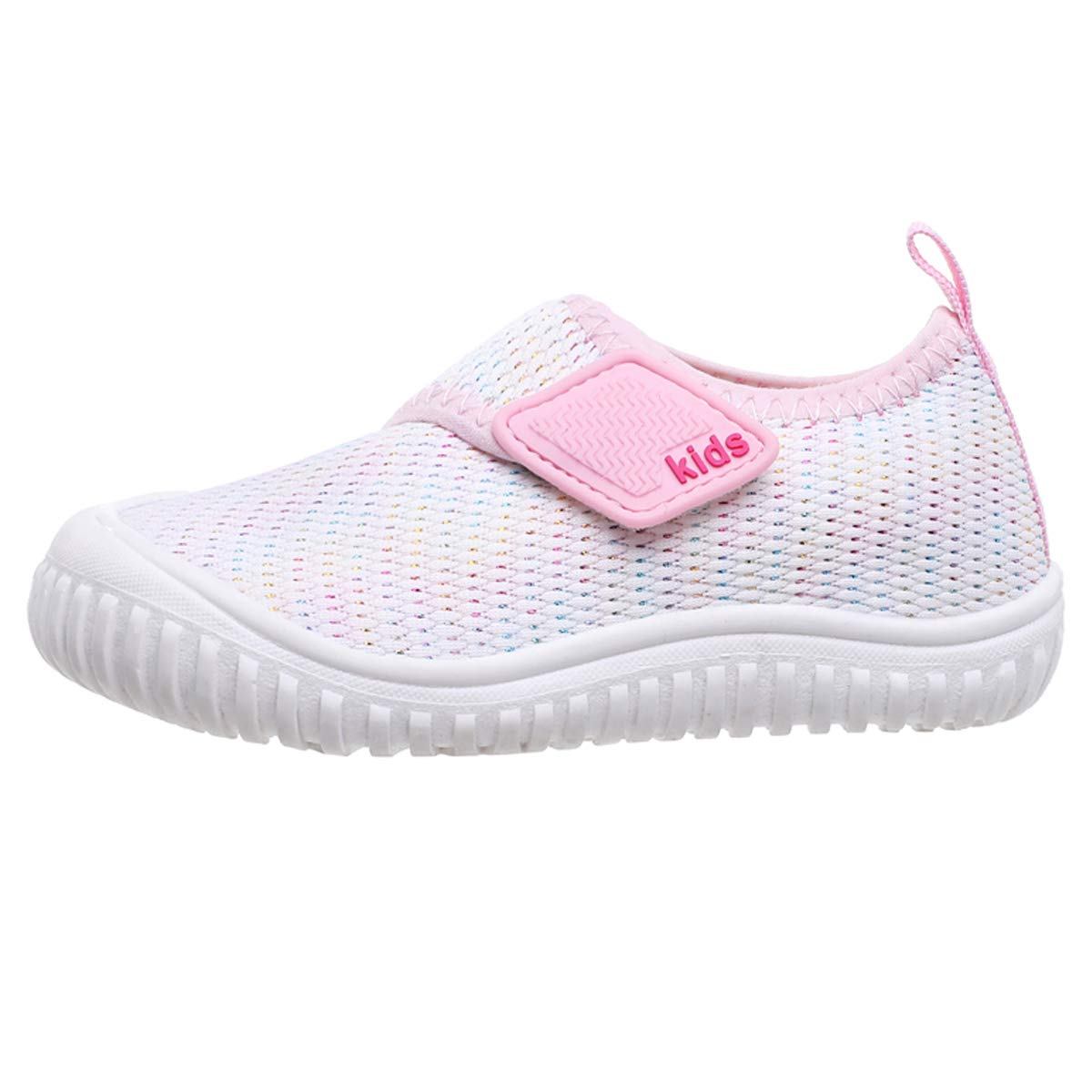 DADAZE Boys Girls Sneakers Toddler Shoes Kids Anti-Slip Net Shoes,Unisex Babys Summer Trainers Running Shoes