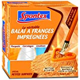 Spontex -  Balai à franges triangulaire