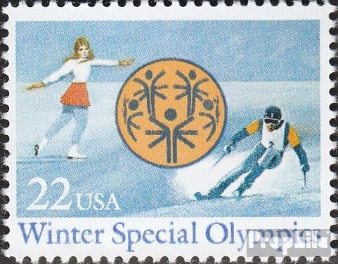 U.S. 1737 (Complete.Issue.) unmounted Mint/Never hinged 1985 Winter Olympics (Stamps for Collectors)
