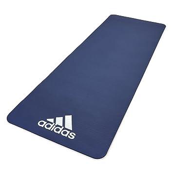 3c638bd9d adidas Fitness Mat 7mm Training Mat - Blue  Amazon.co.uk  Sports ...