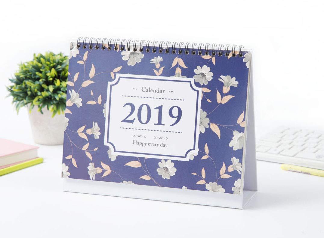 093523083c1a64 Calendrier de bureau 2019. Stand Alone Desk Bureau Table Calendrier,  Academic year Planning Année
