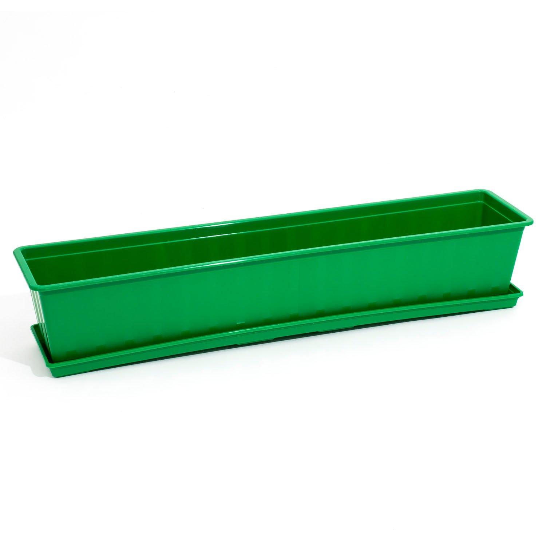Prosper Plast Is800-r22280x 18x 14cm Agro The Jardinière–Marron