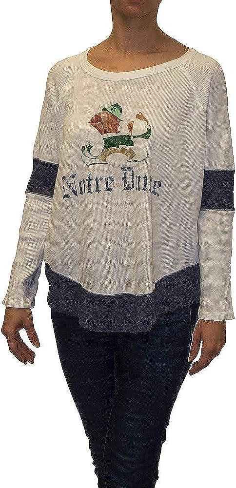 Elite Fan Shop NCAA Womens Thermal Long Sleeve Shirt