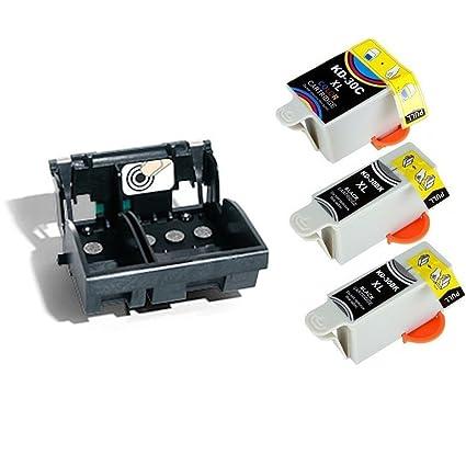 yatunink Kodak 30 - Cabezal de impresora de láser y de tinta ...