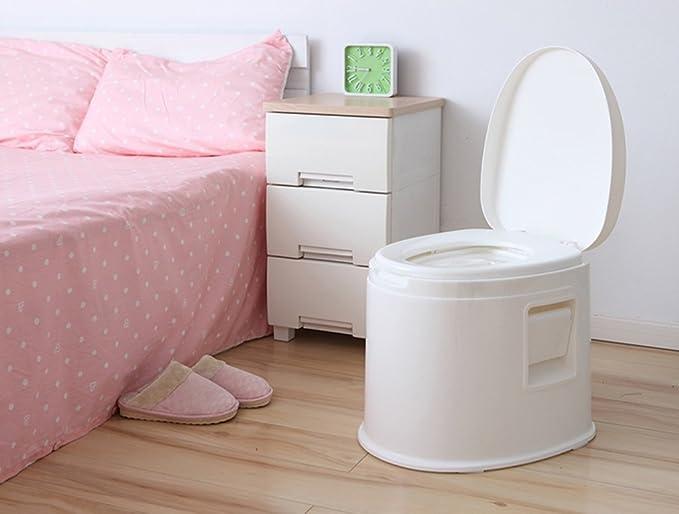 Toilette Da Bagno : Li jing shop sedia da toilette portatile spostabile wc da bagno