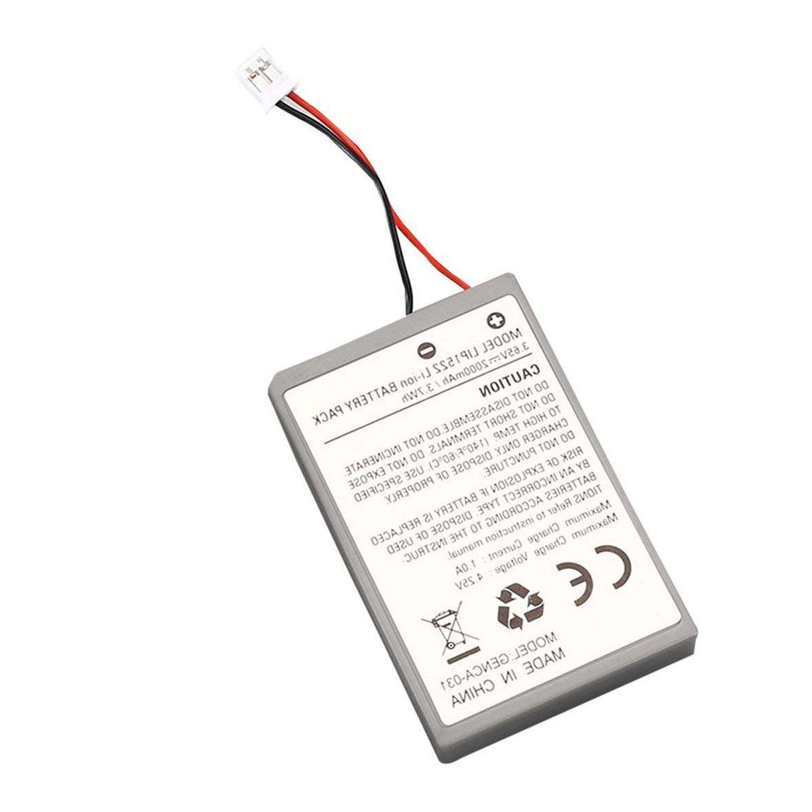 Heaviesk 1 ST/ÜCKE F/ÜR Sony Playstation PS4 Dual Shock 4 Controller Ersatzbatterie