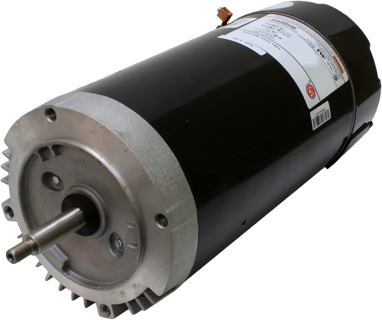 Pool Motor, 3/4 HP, 3450 RPM, 115/208-230V
