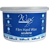 Wax Necessities Azulene Stripless Hard Wax Tin 14 Oz / 397 g