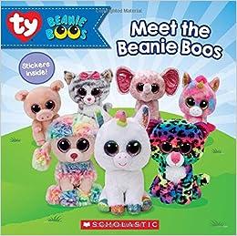 Meet the Beanie Boos (Beanie Boos)  Joan Emerson  9781338256215   Amazon.com  Books 49d3acbf7fc