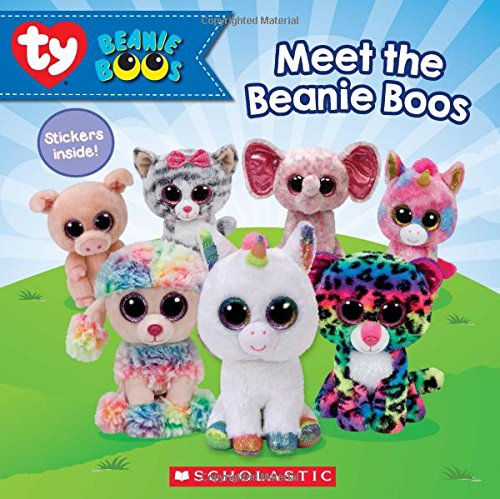 - Meet the Beanie Boos (Beanie Boos)