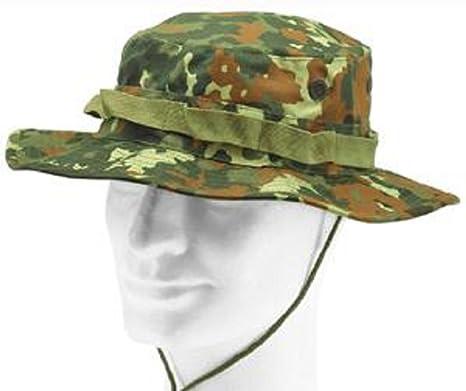 2380c8c7e4d73 A. Blöchel US Army Outdoor Dschungelhut Boonie Hat Schlapphut in vielen  Farben und Größen  Amazon.de  Bekleidung