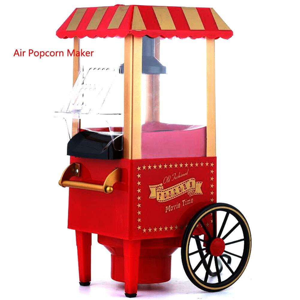 CSPMM Air Popcorn Maker para Hacer Palomitas de Aire Caliente ...