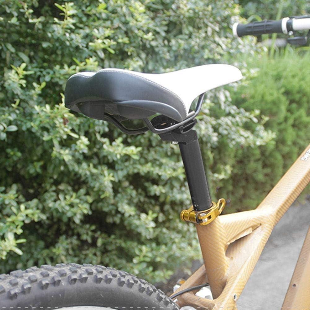 300mm Mountain Road Bike Sto/ß schwarz Fahrrad-Sattel Sattelst/ütze Rohr Sattelst/ütze Broco 25.4
