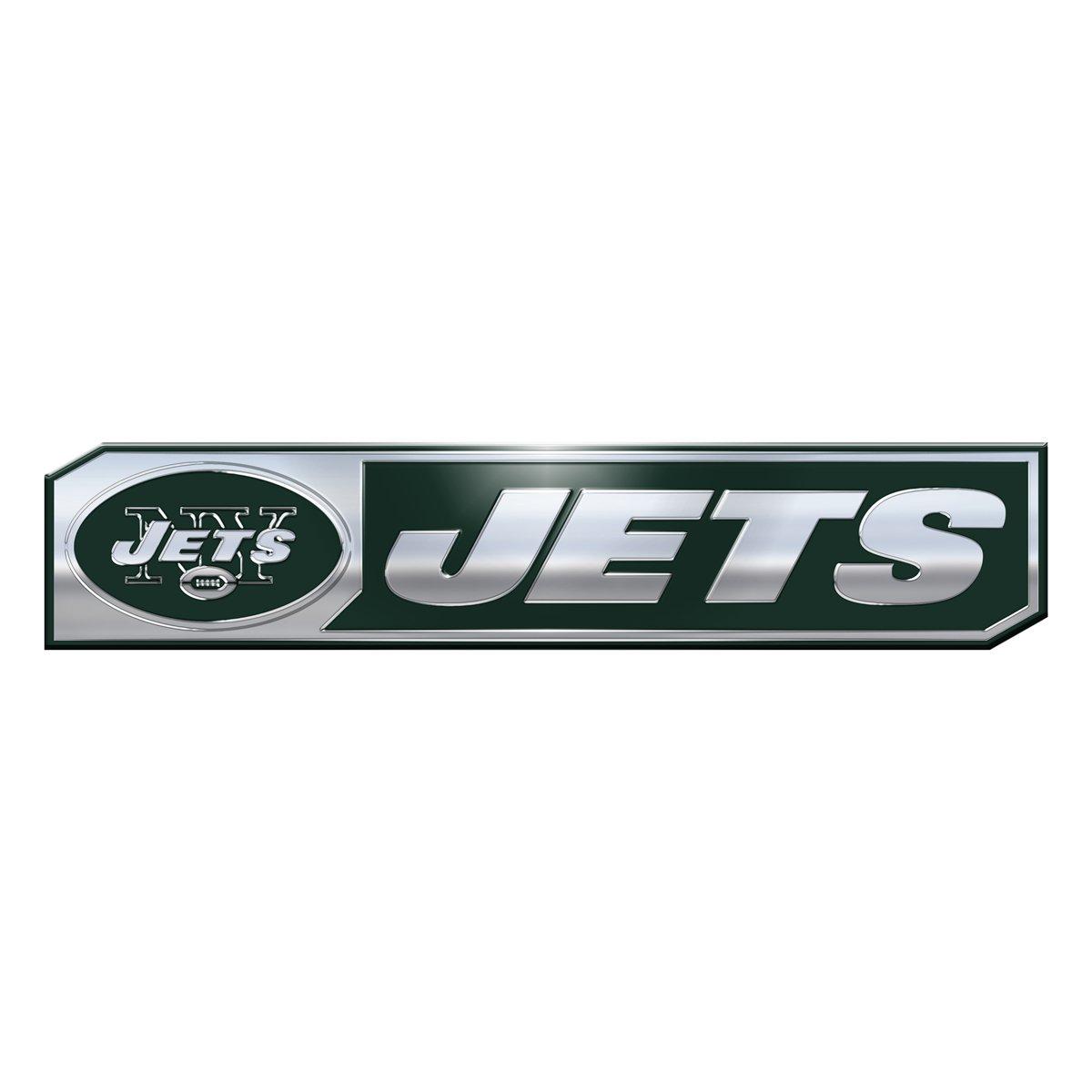 2-Pack NFL New York Jets Truck Emblem