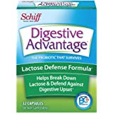 Digestive Advantage Lactose Defense, 32 Capsules (Pack of 6)
