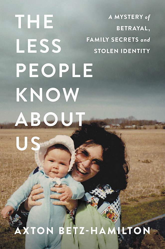 The Less People Know About Us: A Mystery of Betrayal, Family Secrets, and Stolen Identity