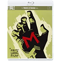M (Masters of Cinema) Dual Format (Blu-ray + DVD) [1931]