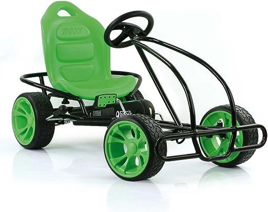 Hauck T91025 Blizzard Go Cart Green Spielzeug