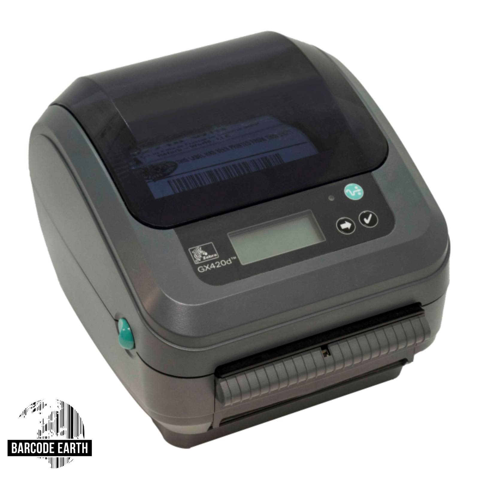 Zebra GX420D 802.11 Wireless WiFi Direct Thermal Label Printer (GX42-202710-000) (Renewed) by Zebra Technologies (Image #2)