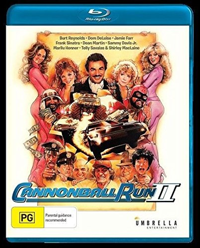 Cannonball Run 2 [Blu-Ray]