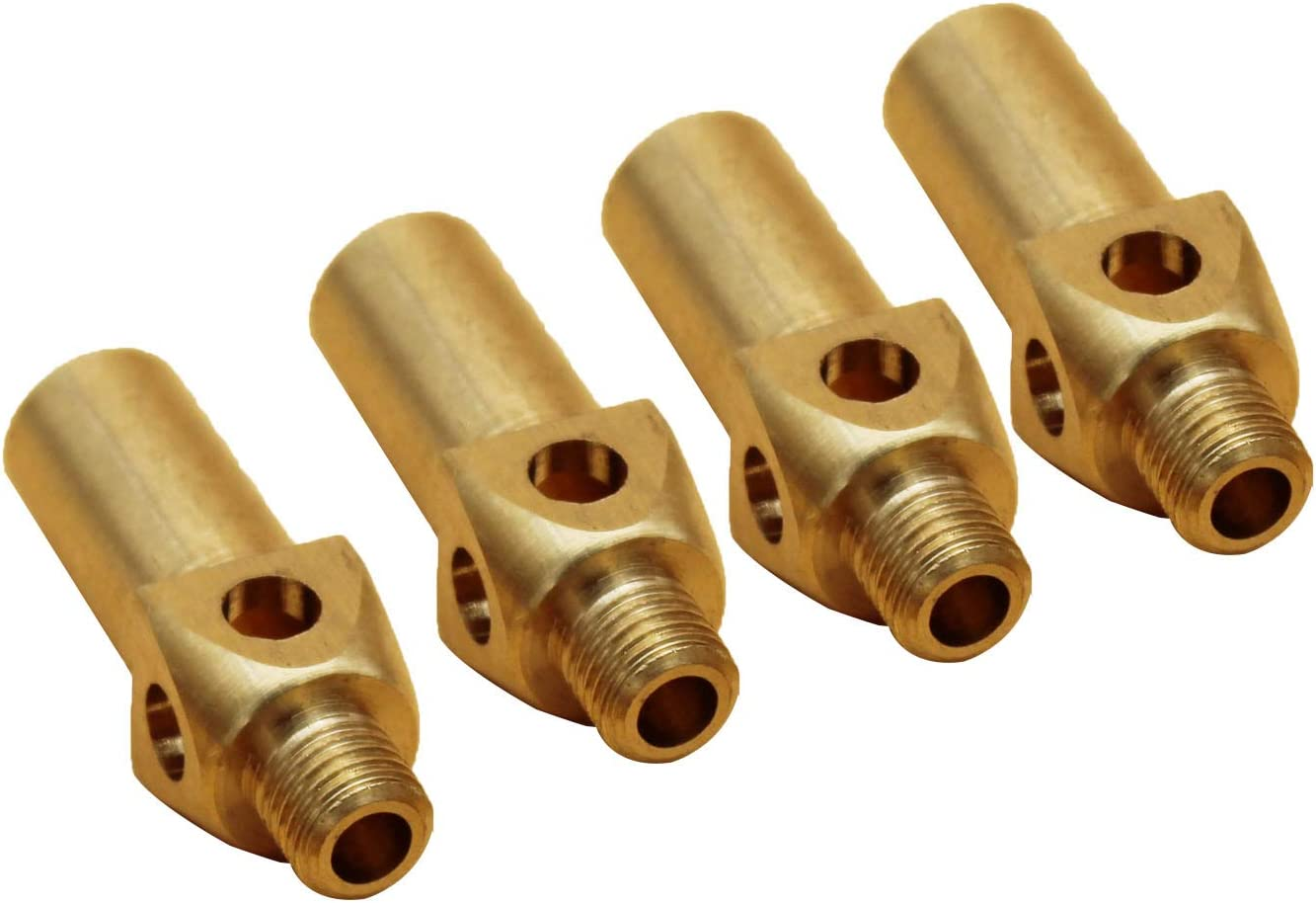 6 PCS Jet Burner for 23 // 32 Natural Gas Replacement Tips