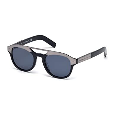 Dsquared2 Sonnenbrille » DQ0236«, blau, 90V - blau/blau