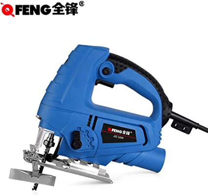 Professional DIY Jig Saw 1000W Jig Saw 6 Variable Speed Electric Saw with 10 Pieces Blades/Metal Ruler/Allen Wrench Jigsaw Power Tools: Amazon.ca: Tools & Home Improvement
