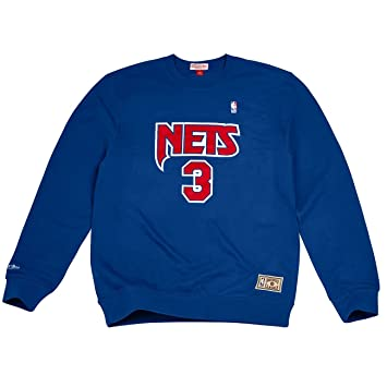 new arrival 5865f bf1af Mitchell & Ness Drazen Petrovic #3 New Jersey Nets Name ...