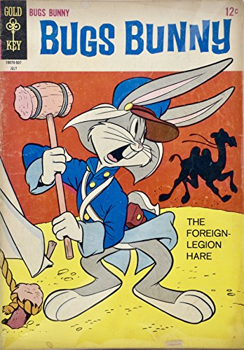 1965 - Gold Key - Bugs Bunny #100 - Vintage Comic Book