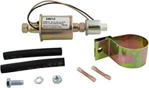 Airtex E8012S Universal Electric Fuel Pump, Cadmium Gold