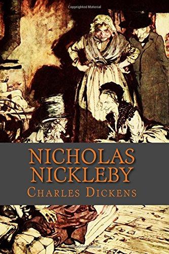 Read Online Nicholas Nickleby: The Life And Adventures Of Nicholas Nickleby pdf epub