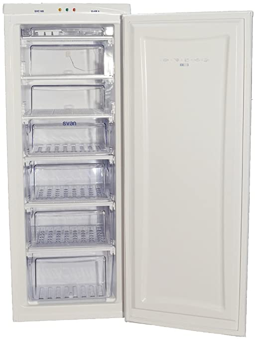 SVAN SVC 145 Independiente Vertical 186L A+ Blanco - Congelador ...