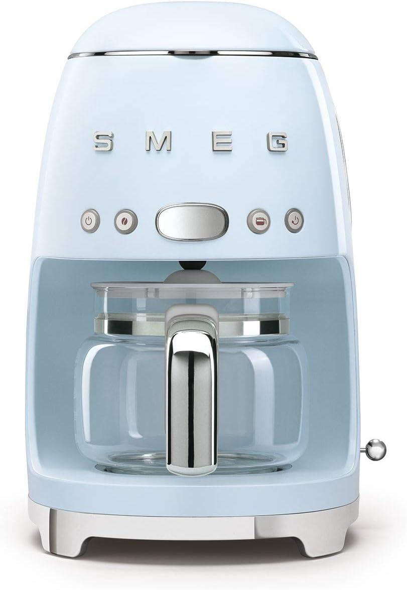 Macchina da caff/è espresso DCF02PBEU colore azzurro