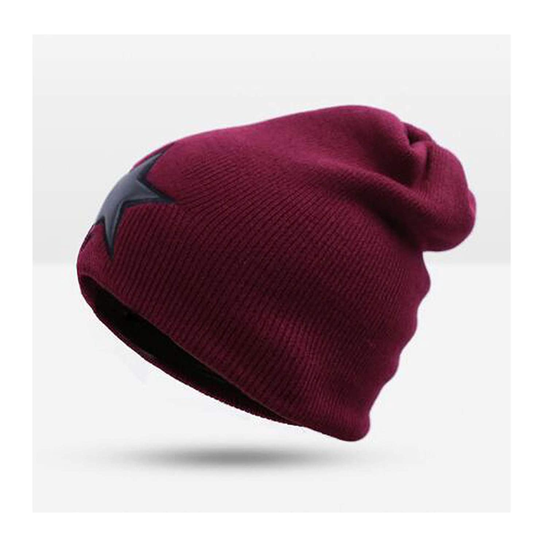 36280ed0b Amazon.com: MingDe Sports Newborn Knitting Cap Soft Warm Crochet ...