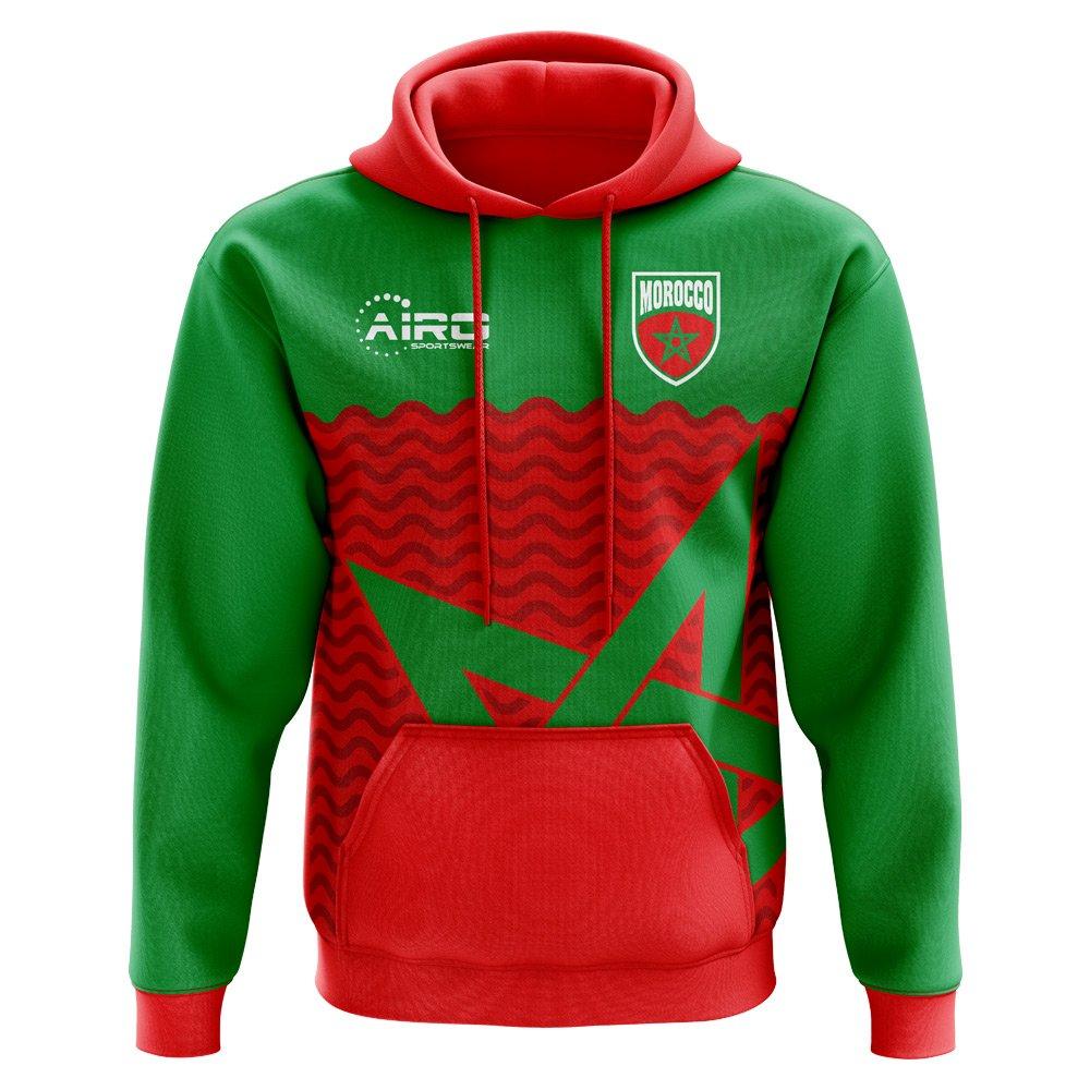 Airo Sportswear 2018-2019 Morocco Home Concept Football Hoody