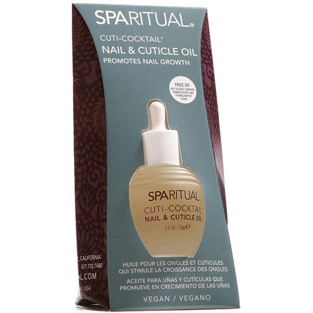 SpaRitual Women's Cuti-Cocktail Nail & Cuticle Oil N/A