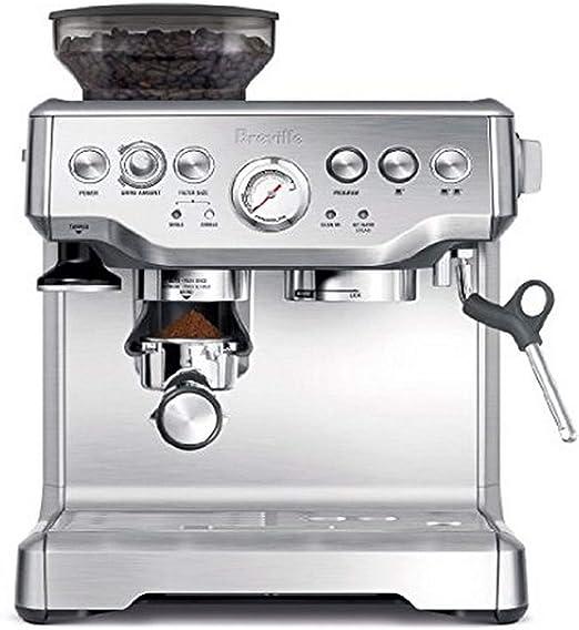 Amazon.com: Breville RM-BES870XL Barista Express - Cafetera ...