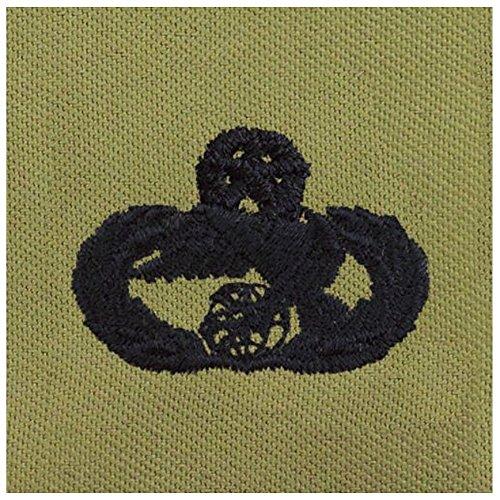 Vanguard AIR Force Embroidered Badge: Transportation: Master - ABU