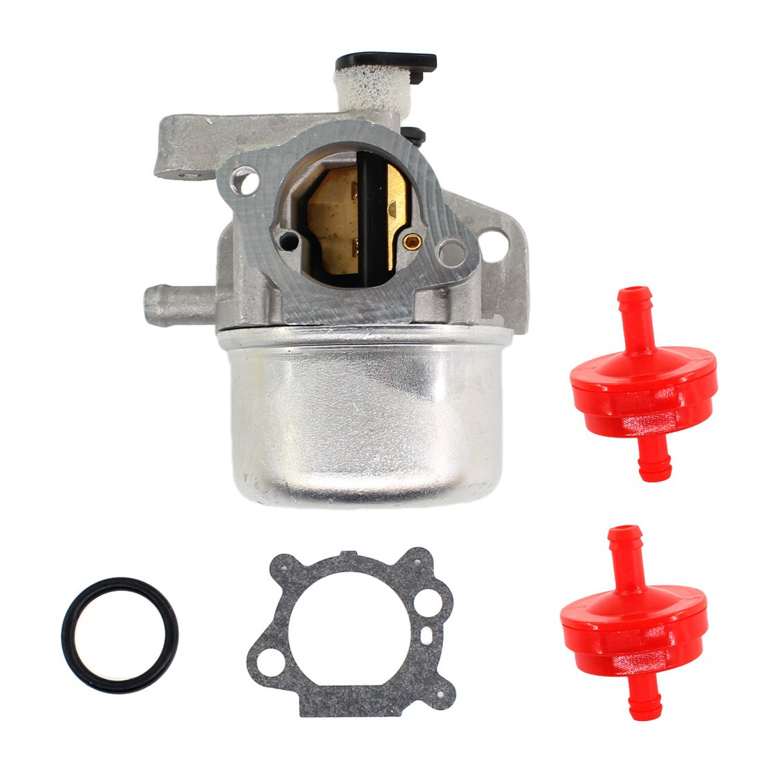 USPEEDA Carburetor for Husky 22 Ton Log Splitter W/6.50 Hp Briggs & Stratton LS401221TS